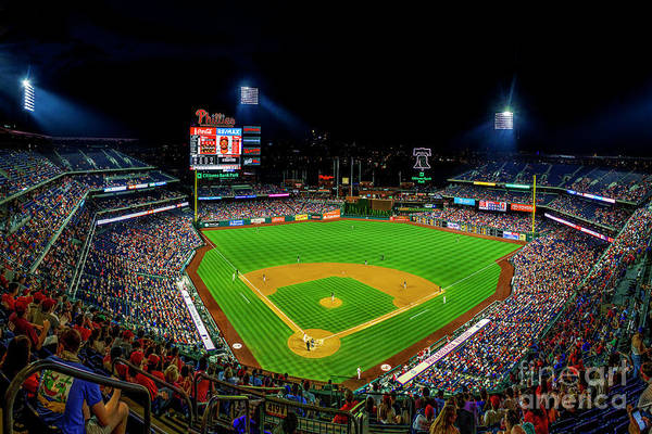 Photograph - Home Of The Phillies by Nick Zelinsky