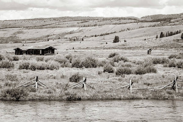 Photograph - Home On The Range 2 by Michael Chatt