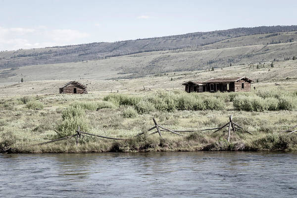 Photograph - Home On The Range by Michael Chatt