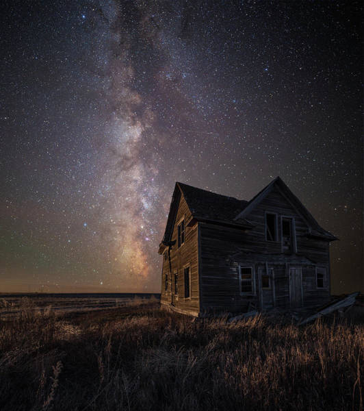 Wall Art - Photograph - Homesick  by Aaron J Groen