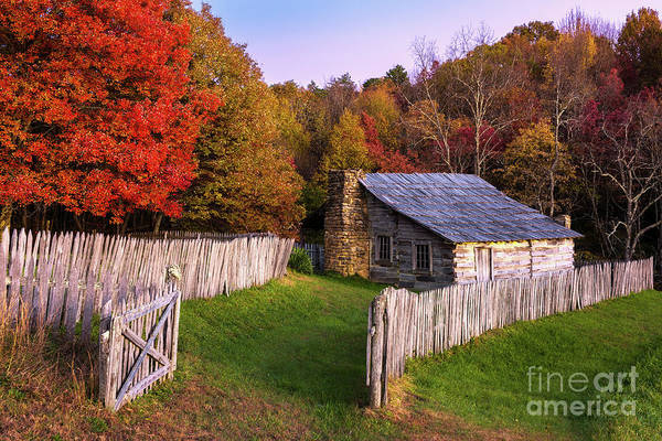 Wall Art - Photograph - Homestead Hues by Anthony Heflin