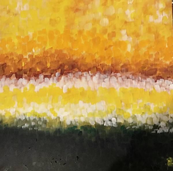 Wall Art - Painting - Honeycome by Carolyn Soma Shoemaker