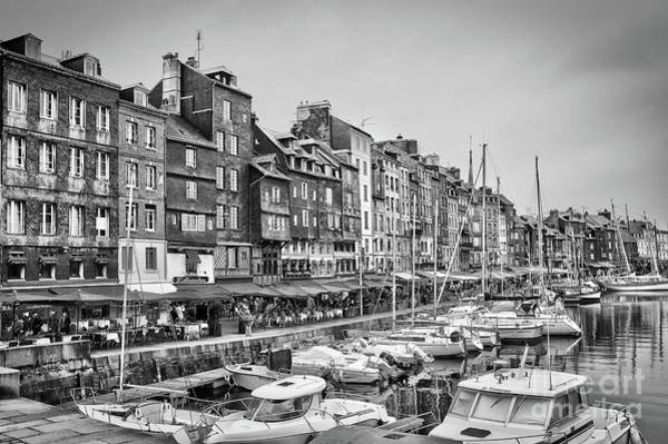 Wall Art - Photograph - Honfleur Normandy by Delphimages Photo Creations