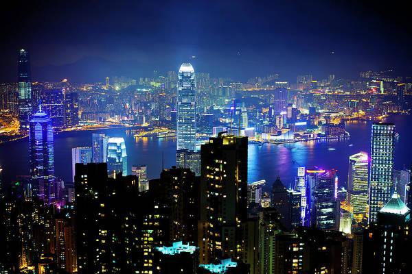 Wall Art - Photograph - Hong Kong by Traveler1116