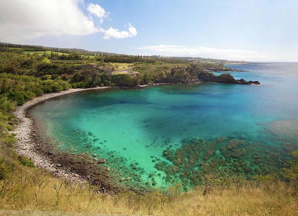 Maui Photograph - Honolua Bay Maui by M Swiet Productions