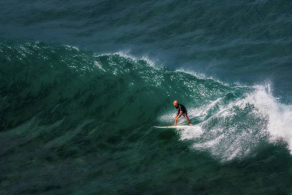 Wall Art - Photograph - Honolua Wave by Ann Skelton