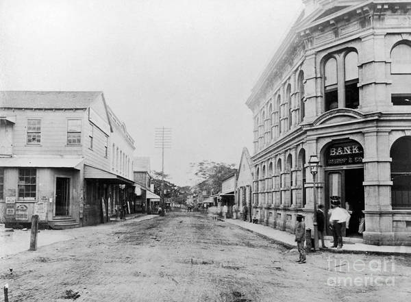 Photograph - Honolulu, C1875 by Granger