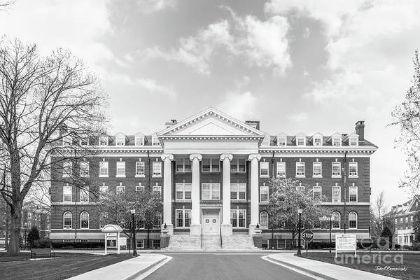 Wall Art - Photograph - Hood College Alumnae Hall by University Icons