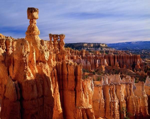 Wall Art - Photograph - Hoodoo Formations, Thors Hammer, Bryce by Design Pics/david L. Brown