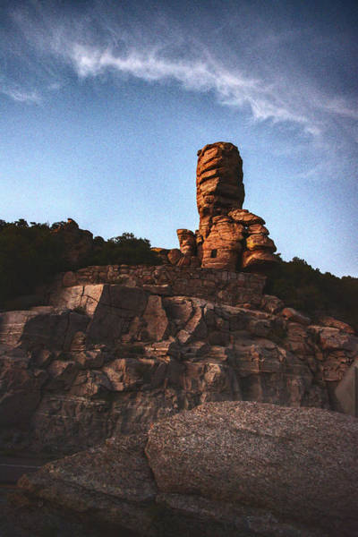 Photograph - Hoodoo Twilight  by Chance Kafka
