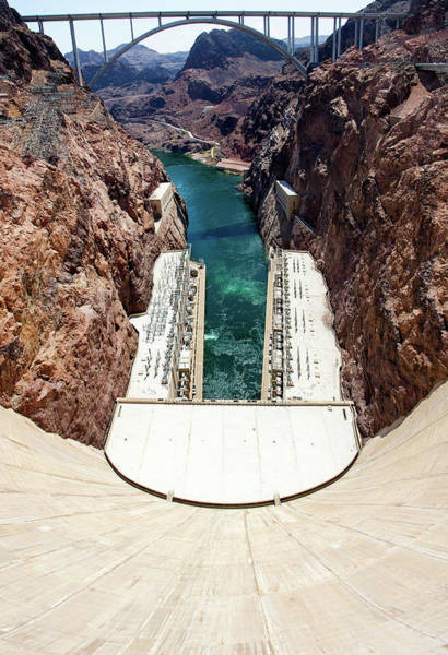 Photograph - Hoover Dam by Anthony Jones