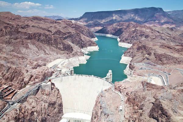 Wall Art - Photograph - Hoover Dam by Jennifer sharp