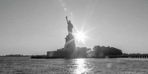Statue Of Liberty National Monument Wall Art - Photograph - Hopeful We The People by Betsy Knapp