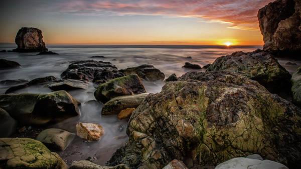 Photograph - Horizon Glow by Mike Long