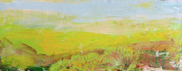 Wall Art - Painting - Horizontal Landscape 2 by Renee Heinecke