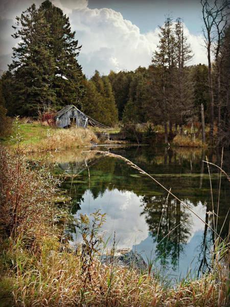 Photograph - Horning's Home by Cyryn Fyrcyd