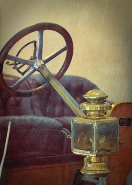 Photograph - Horseless Carriage by Jack Wilson