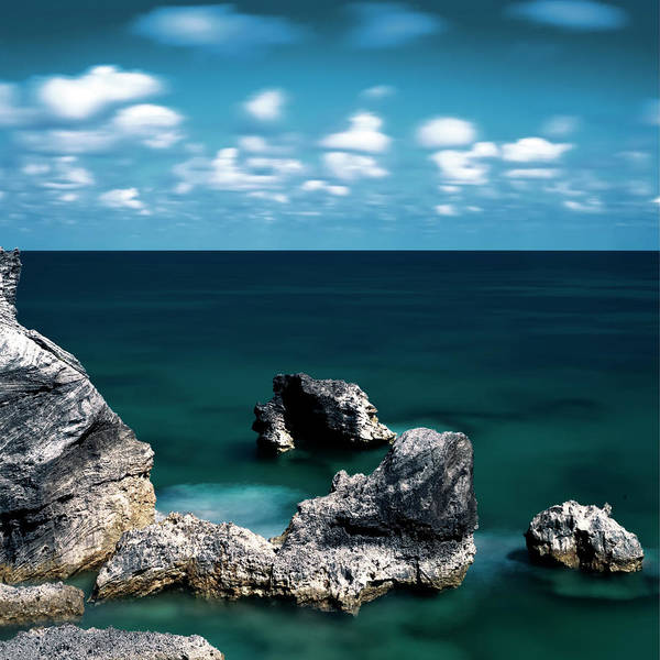 Bermuda Photograph - Horseshoe Bay by Photo By Edward Kreis, Dk.i Imaging