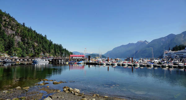 Photograph - Horseshoe Bay by Rick Lawler