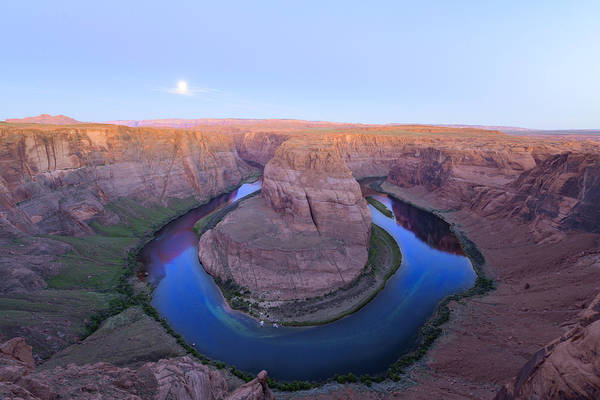 Photograph - Horseshoe Bend by Laura Hedien