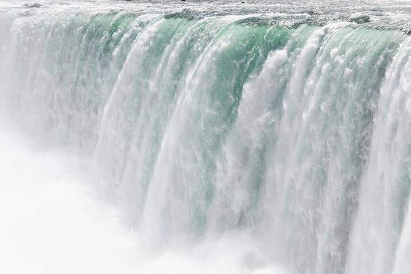 Niagara Falls Photograph - Horseshoe Falls, Niagara Falls by Mike Randolph