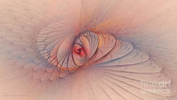 Digital Art - Horus by Doug Morgan