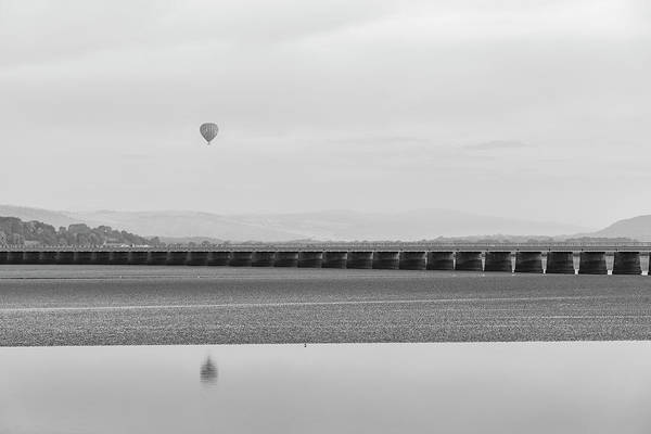 Wall Art - Photograph - Hot Air Ballon In England  by John McGraw