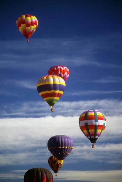 Photograph - Hot Air Balloons  by Steve Estvanik