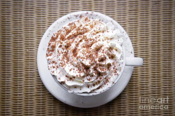 Wall Art - Photograph - Hot Chocolate Drink by Tom Gowanlock