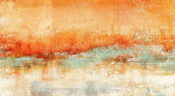 Wall Art - Mixed Media - Hot Days Cool Waters by Carol Leigh