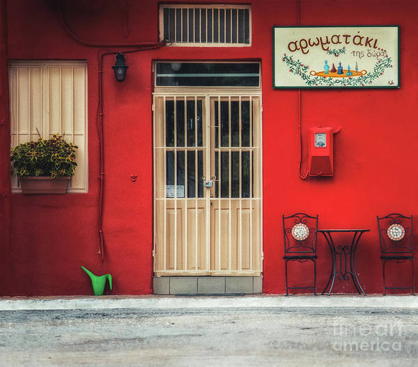 Wall Art - Photograph - Hot Red  by Flo Photography