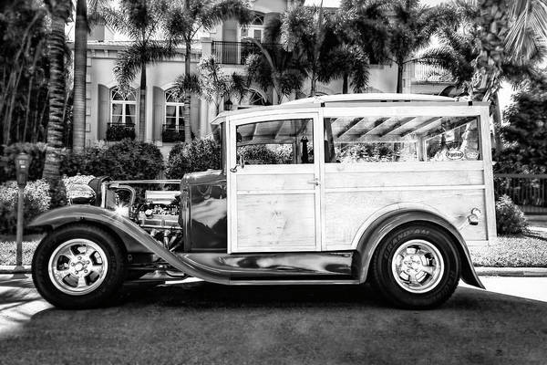 Photograph - Hot Rod Series 4118 by Carlos Diaz