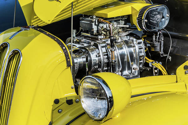 Photograph - Hot Rodding by Stewart Helberg