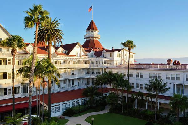 Photograph - Hotel Del Coronado by Kyle Hanson