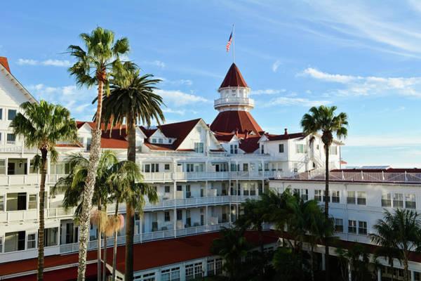 Photograph - Hotel Del Coronado San Diego by Kyle Hanson