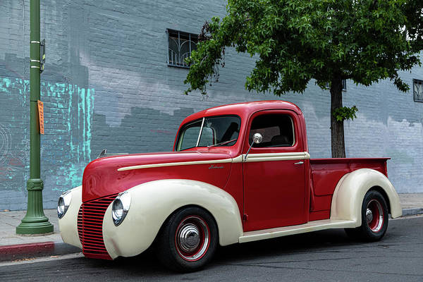 Wall Art - Photograph - Hotrod by Guy Shultz