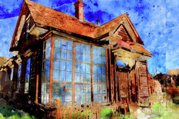 Photograph - House by Mark Jackson
