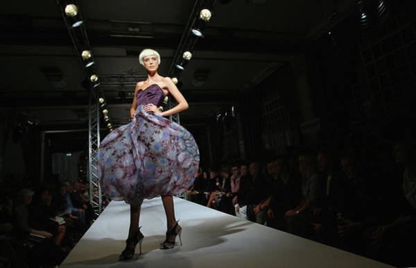Photograph - House Of Holland - Lfw Springsummer by Dan Kitwood