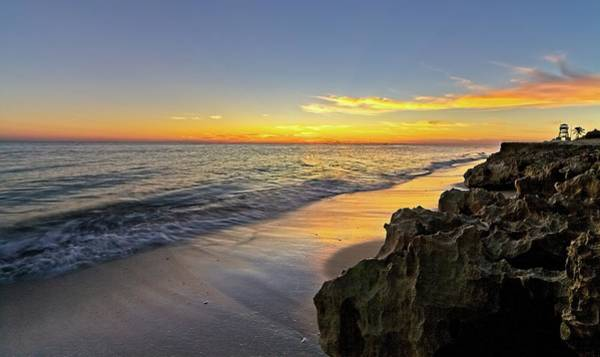 Photograph - House Of Refuge Beach 2 by Steve DaPonte