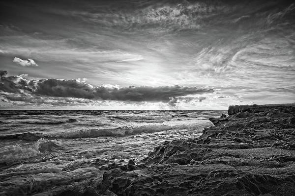 Photograph - House Of Refuge Beach 3 by Steve DaPonte