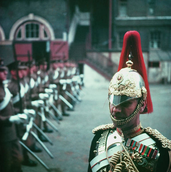 Honor Guard Photograph - Household Cavalry by John Chillingworth