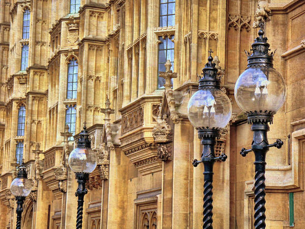 Photograph - Houses Of Parliament by JAMART Photography
