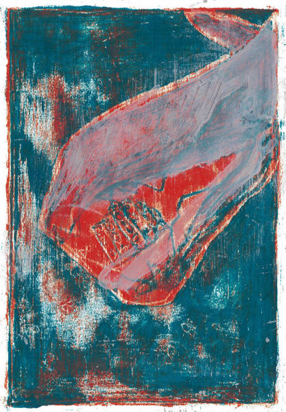 Painting - How The Whale Got His Throat 1 by Artist Dot