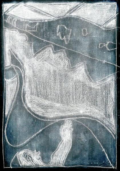 Digital Art - How The Whale Got His Throat 48-2 by Artist Dot
