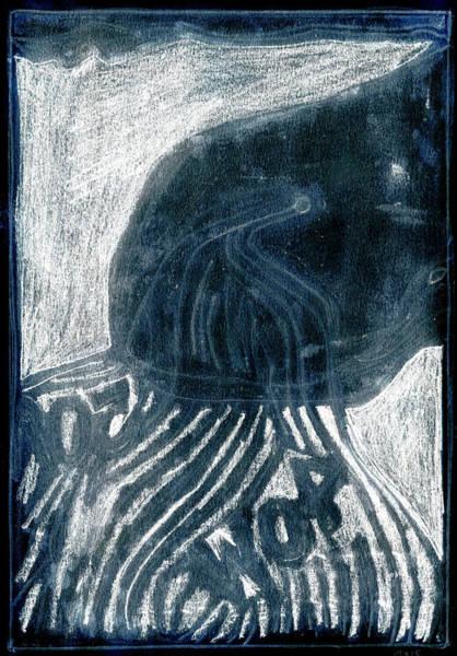 Digital Art - How The Whale Got His Throat 54-2 by Artist Dot