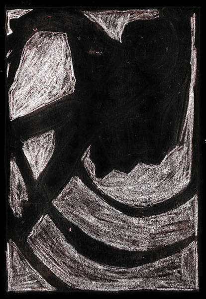 Digital Art - How The Whale Got His Throat 58-1 by Artist Dot