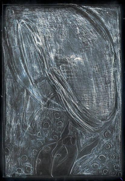 Digital Art - How The Whale Got His Throat 64-1 by Artist Dot