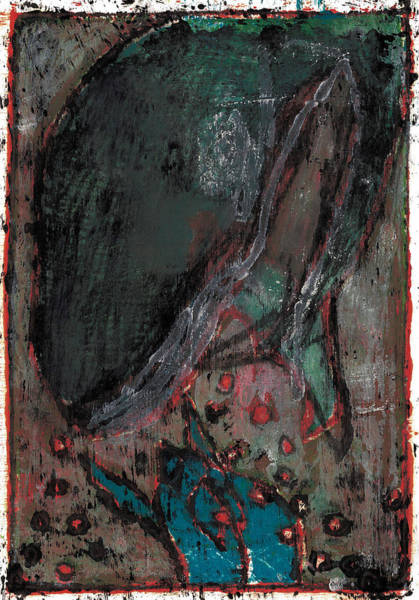 Painting - How The Whale Got His Throat Oil 64 by Artist Dot
