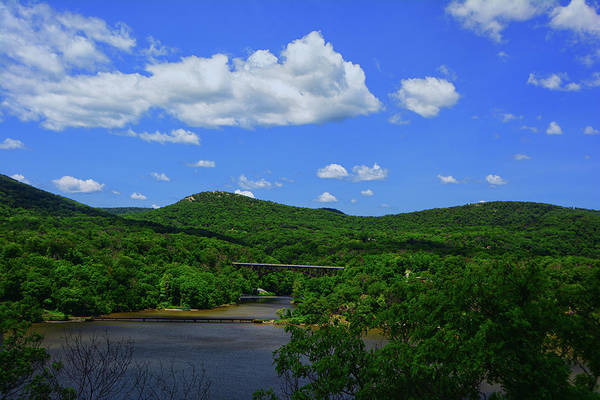 Photograph - Hudson River Highlands In June by Raymond Salani III