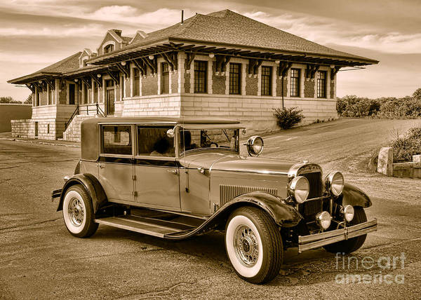 Wall Art - Photograph - Hudson Super Six by Olivier Le Queinec